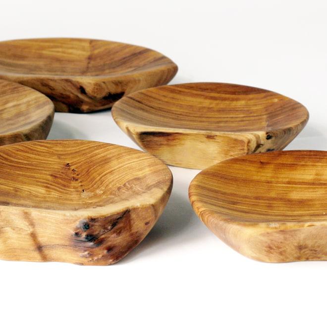 橄欖木~食用小盤