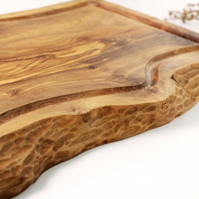 橄欖木~砧板