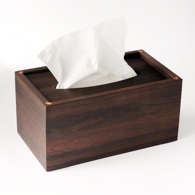 黑柿木面紙盒